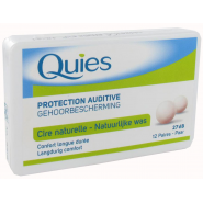 Quies Protection Auditive Cire Naturelle x 24
