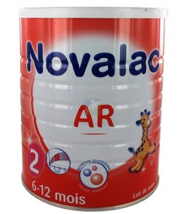 Novalac AR 2ème âge 800 g