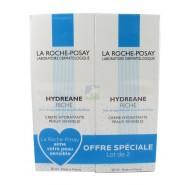 La Roche-Posay Hydreane Riche 2 x 40 ml