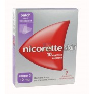 NicoretteSkin Patch 10mg/16h x 7