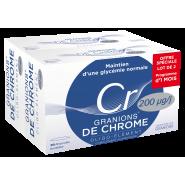 Granions de Chrome 200ug/j 2 x 30
