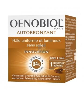 Oenobiol Autobronzant x 30