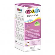 Pediakid Immuno-Fort Goût Myrtille 250 ml