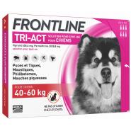 Frontline Tri-Act Chiens 40-60 kg x 6