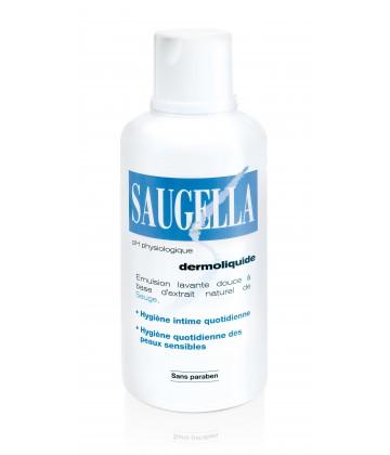 Saugella Emulsion Dermoliquide Lavante 500 ml