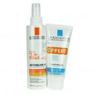 La Roche-Posay Anthelios Spray SPF50+ 200 ml + Gel Posthelios 100 ml OFFERT