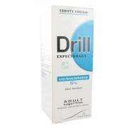 Drill expectorant carbocistéine 5% sirop toux grasse 200 ml