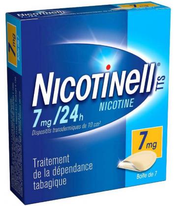 Nicotinell TTS 7 mg/24 h x 7