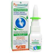 Puressentiel Spray Nasal Hypertonique Respiratoire 15 ml