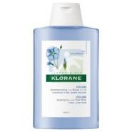 Klorane Shampooing aux Fibres de Lin 400 ml