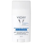 Vichy Déodorant Stick Sans Sel d'Aluminium 40 ml