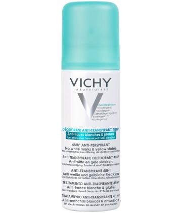 Vichy Déodorant Anti-transpirant Aérosol Anti-trace 48h 50 ml