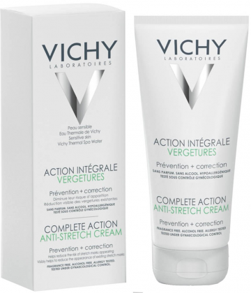 Vichy Action Intégrale Vergetures 200 ml