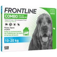Frontline Combo Chien M x 4