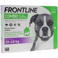 Frontline Combo Chien L x 4