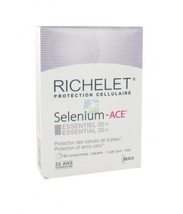 Richelet Sélénium ACE Essentiel 30+ x 90