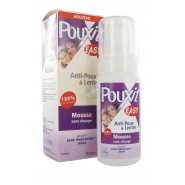 Pouxit Easy Anti-Poux & Lentes Mousse 100 ml