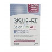Richelet Sélénium ACE Optimum 50+ Comprimés x 120 Dont 30 Offerts