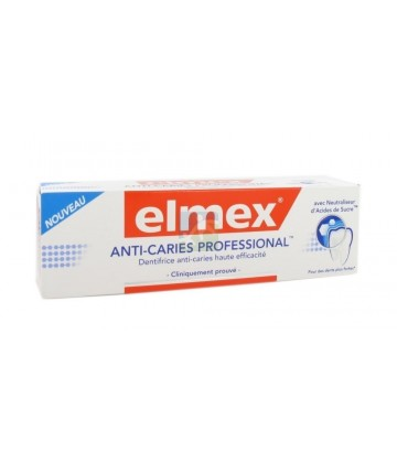 Elmex Anti-caries Dentifrice Professional 75 ml
