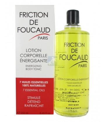 Friction de Foucaud Lotion Corporelle Energisante 250 ml