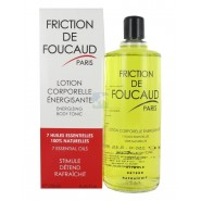 Friction de Foucaud Lotion Corporelle Energisante 250 ml