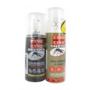 Cinq sur Cinq Famille Spray 100 ml + Tropic Lotion 75 ml Anti-Moustiques
