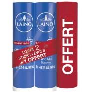 Laino Sticks Lèvres x 2 + 1 OFFERT