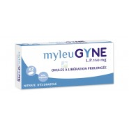 Myleugine LP 150 mg Ovules x 2