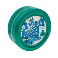 Valda Gommes Sans Sucre Menthe et Eucalyptus 50 g