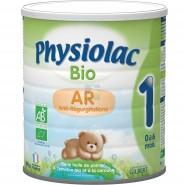 Physiolac Bio AR 1er âge 800 g