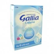 Gallia Calisma 2ème âge 3 sachets x 400 g