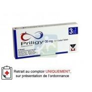 Priligy 30 mg Comprimés pelliculés x 3