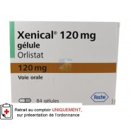Xenical 120 mg Gélules x 120