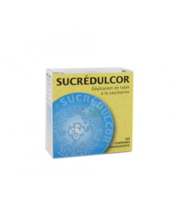 Sucrédulcor Edulcorant de table x 260