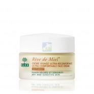 Nuxe Rêve de Miel Crème Visage Ultra-Réconfortante Nuit 50 ml