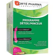 Forté Pharma Programme Détox Minceur x 30