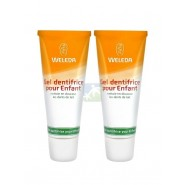 Weleda Gel Dentifrice Enfant 2 x 50 ml