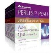 Perles de Peau Acide Hyaluronique + Coenzyme Q10 x 30