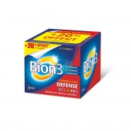 Bion 3 Défense Junior x 30 + 7 OFFERTS