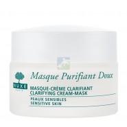 Nuxe Masque Purifiant Doux aux Pétales de Rose 50 ml
