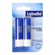 Labello Classic Care Soin des Lèvres 2 x 4,8 g