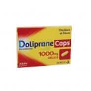 DolipraneCaps 1000 mg Gélules x 8