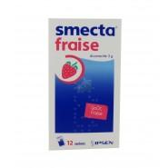 Smecta Fraise Sachets x 12