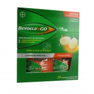 BeroccanGO Orange Givrée x 28