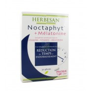 Herbesan Noctaphyt + Mélatonine Gélules x 30
