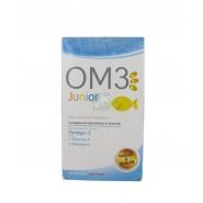 OM3 Junior Capsules Goût Fraise x 60