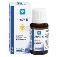 Nutergia Ergy D 15 ml