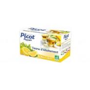 Picot Maman Tisane d'Allaitement Tilleul citron x 20