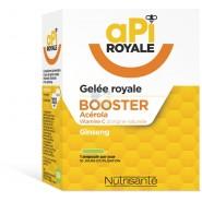 Api Royale Booster Gelée Royale/Acérola Ampoules x 10