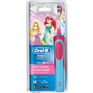 Oral-B Brosse à Dents Electrique Rechargeable Stage Power Princesses